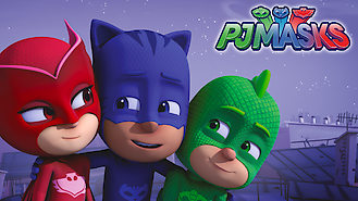 PJ Masks (2015) on Netflix in the Netherlands
