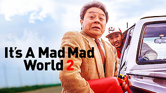 It's A Mad Mad World 2 (1988) on Netflix in Taiwan
