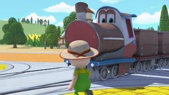 Robot Trains: Season 2: Oh So Shy! Railer Augustine!