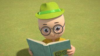 Episode 23: Joseph, The Sunnyland Bookworm!