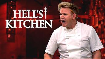 Watch Hell S Kitchen On British Netflix